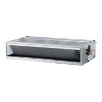 Внутренний блок мульти сплит систем LG CM24.N14R0 канальный средненапорный