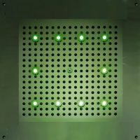 Лейка душевая Bossini Cube Cromotherapy H373780003