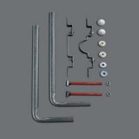 Крепежные скобы Simas E-line F84