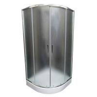 Душевая кабина Veronis KN-3-90 90х90х195 матовое стекло