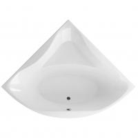 Ванна акриловая Excellent Glamour WAEX.GLA15WH 150х150 см