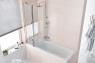 Шторка для ванны Excellent Seria 900 KAAC.1609.1000.LP 100 см