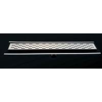 Душевой канал Inox Style Supra-line Classic L118502 с решеткой Прямоугольник 1185 мм
