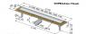 Душевой канал Inox Style Supra-line Classic L78511 с решеткой под плитку 785 мм