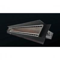 Душевой канал Inox Style Supra-line Classic L118512 c фланцем под стену 1185 мм