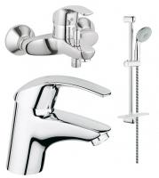 Набор Eurosmart д/ванны и душ. комплект (32831000_32824000_27333000)