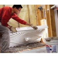 Установка акрилового поддона типа «Керамики»