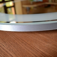 Рама пластиковая J-mirror Silver