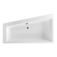 Ванна акриловая Excellent Sfera Slim WAEX.SF17WHS 170х100 см