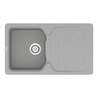 Мойка кухонная Vankor Sigma SMP 02.85 Gray