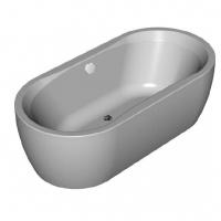 Ванна акриловая Kolpa-San Сирис-FS 178х88 мм