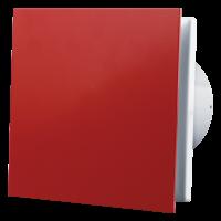 Вентилятор бытовой Vents 100 Солид красный