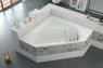 Ванна акриловая Excellent Supreme WAEX.SUP15WH 150х150 см