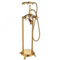 Смеситель для ванны Veronis Gold 02020