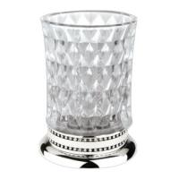 Стакан для аксессуаров Kugu Versace Freestand Glass 850C