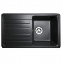 Мойка кухонная Miraggio Versal 00211307 Black