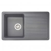 Мойка кухонная Miraggio Versal 00211706 Gray