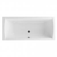 Ванна акриловая Excellent Aquaria Lux WAEX.AQU18WH 180х80 см