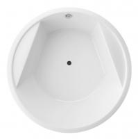 Ванна акриловая Excellent Creat ARC WAEX.GRE16WH D160 см