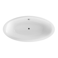 Ванна акриловая Excellent Lumina WAEX.LUM19WH 190х100 см