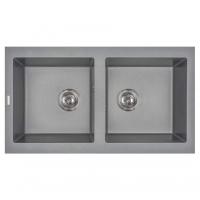 Мойка кухонная Miraggio Westeros 00212006 Gray