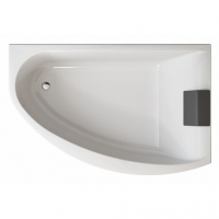 Ванна акриловая Kolo Mirra XWA3370001 170x110 см с подголовником